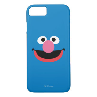 Grover Face Art iPhone 8/7 Case