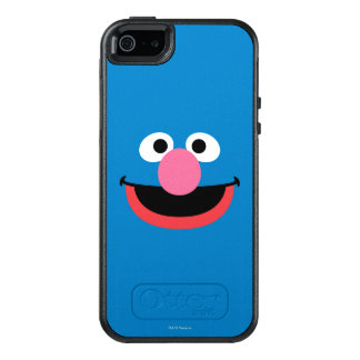 Grover Face Art OtterBox iPhone 5/5s/SE Case