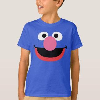 Grover Face Art T-Shirt