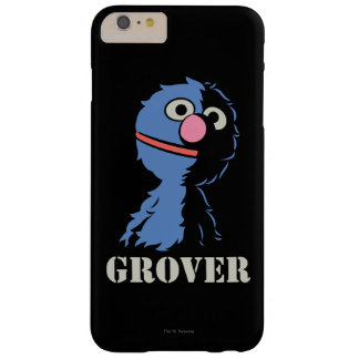 Grover Half Barely There iPhone 6 Plus Case