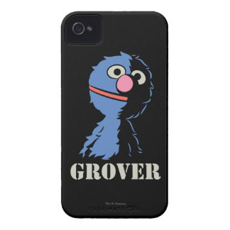Grover Half iPhone 4 Cases