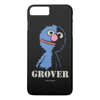 Grover Half iPhone 8 Plus/7 Plus Case