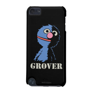 Grover Half iPod Touch (5th Generation) Covers