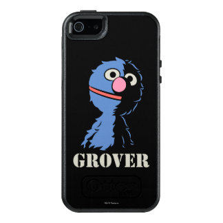 Grover Half OtterBox iPhone 5/5s/SE Case