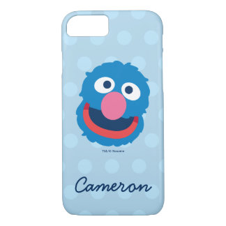 Grover Head  | Add Your Name iPhone 8/7 Case