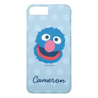 Grover Head  | Add Your Name iPhone 8 Plus/7 Plus Case
