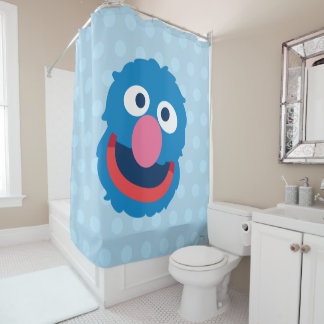 Grover Head Shower Curtain