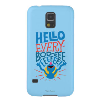 Grover Hello Galaxy S5 Case