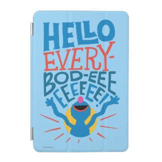 Grover Hello iPad Mini Cover