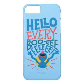 Grover Hello iPhone 8/7 Case
