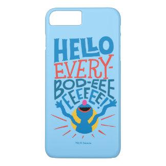 Grover Hello iPhone 8 Plus/7 Plus Case