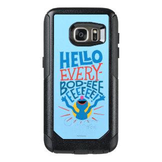 Grover Hello OtterBox Samsung Galaxy S7 Case