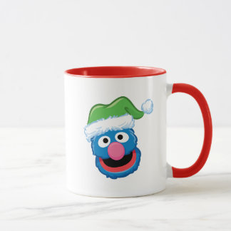 Grover Holiday Mug