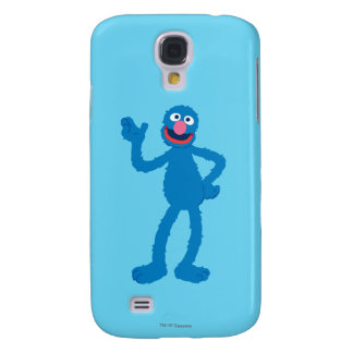 Grover Standing Galaxy S4 Case