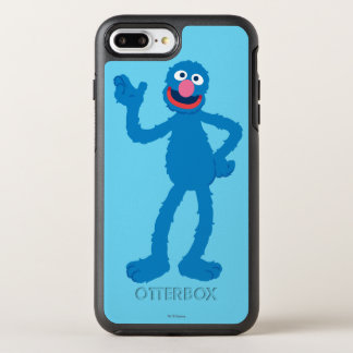 Grover Standing OtterBox Symmetry iPhone 8 Plus/7 Plus Case
