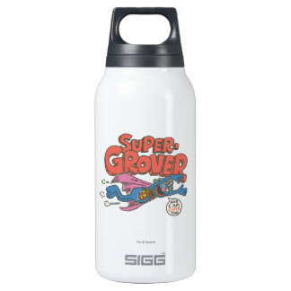 Grover Vintage Kids 1 Insulated Water Bottle