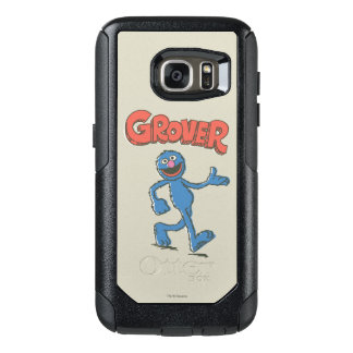 Grover Vintage Kids 2 OtterBox Samsung Galaxy S7 Case