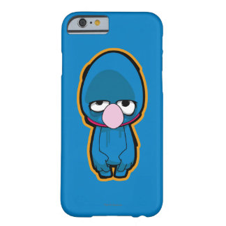 Grover Zombie Barely There iPhone 6 Case