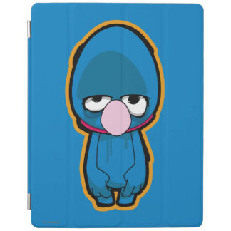 Grover Zombie iPad Cover