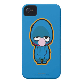 Grover Zombie iPhone 4 Case-Mate Case