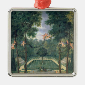 Groves of Versailles Christmas Ornament