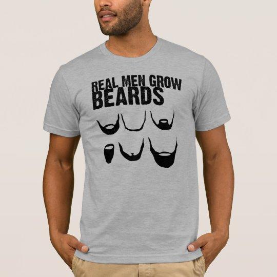 GROW BEARDS T-Shirt