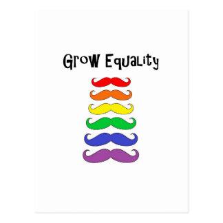 Grow Equality Postcard