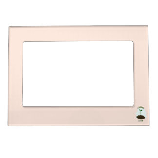 Grow love frame magnetic photo frame