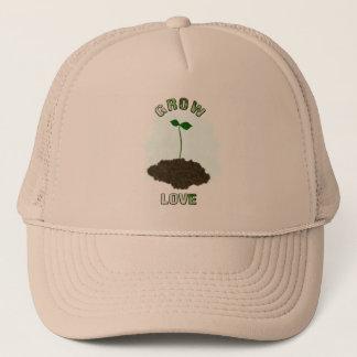 Grow love hat