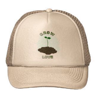 Grow love hat