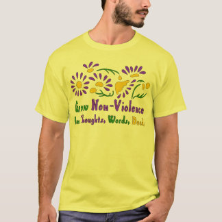Grow Non-Violence T-Shirt