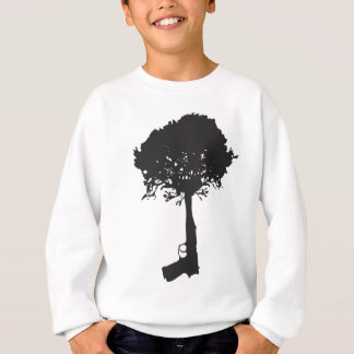 grow-peace sweatshirt