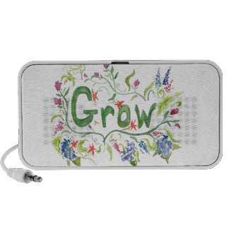 Grow Portable Speakers