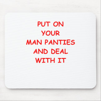 grow up mouse pad