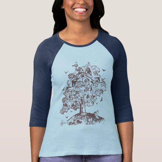 Grow Up Treehouse Shirt