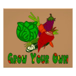 Grow Your Own Print