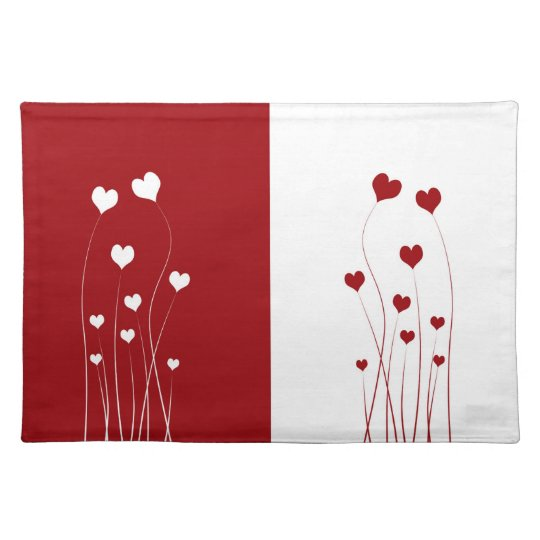 Growing Hearts - Placemat