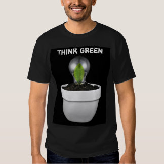 Growing Ideas, Think Green Shirts