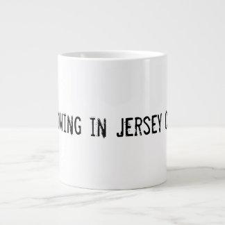Growing in Jersey City Mug Jumbo Mug