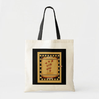 Growing Love Budget Tote Bag