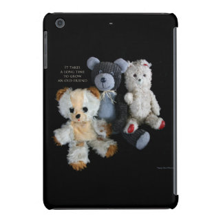 Growing old friends iPad mini covers