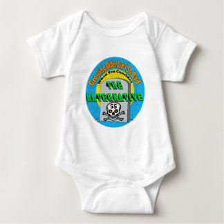Growing Older 55th Birthday Gifts Baby Bodysuit