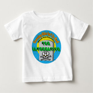 Growing Older 55th Birthday Gifts Baby T-Shirt