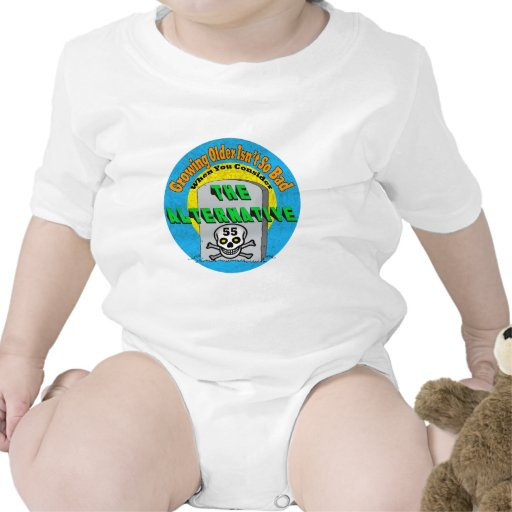 Growing Older 55th Birthday Gifts Shirt