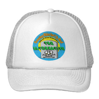 Growing Older 70th Birthday Gifts Trucker Hat