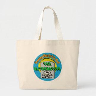 Growing Older 90th Birthday Gifts Jumbo Tote Bag
