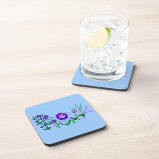 Growing Peace Beverage Coasters