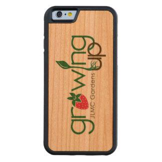 GROWING UP GARDENS IPHONE 6 CASE CHERRY iPhone 6 BUMPER CASE
