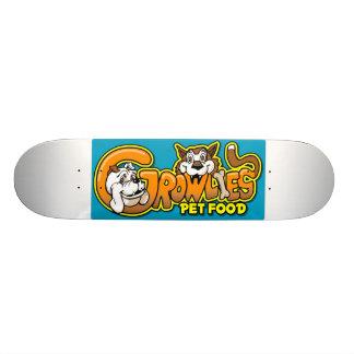 Growlies Logo Custom Skateboard