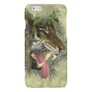 Growling Tiger iPhone 6 Plus Case